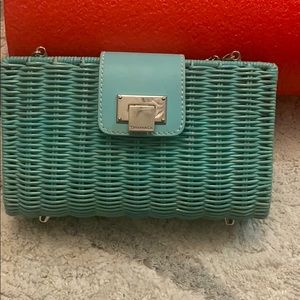 Tiffany and co wicker bag vintage